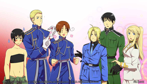 Switch uniforms: APH and FMA