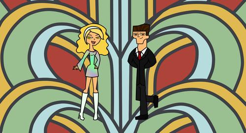TDI- Tyler and Bridgette Fanart