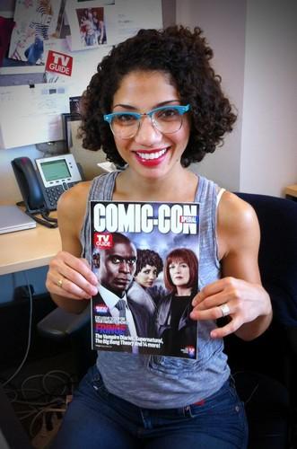 TV Guide Magazine {September 2012}