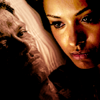 Cleo ♥ photo containing a portrait titled TVD icons to my angel <3