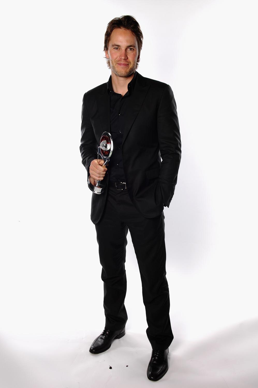Taylor - CinemaCon Portraits (2012)