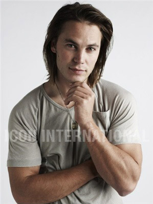 Taylor Kitsch wallpaper probably with a portrait titled Taylor Kitsch - Unknown Photoshoot (2008)