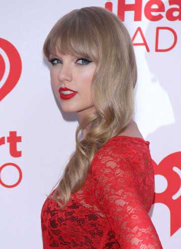 Taylor rapide, swift at the 2012 iHeartRadio musique Festival - jour 2 - Press Room