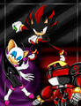 Team Dark :D - shadow-the-hedgehog photo