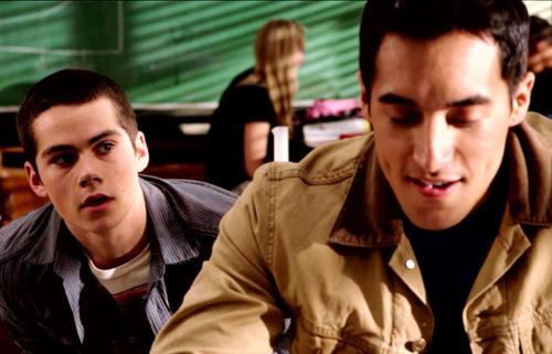 Teen lobo Stiles