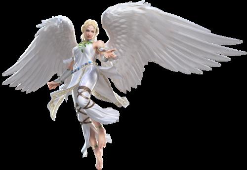 Tekken Tag 2 Angel