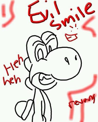 That evil Smilie >:)