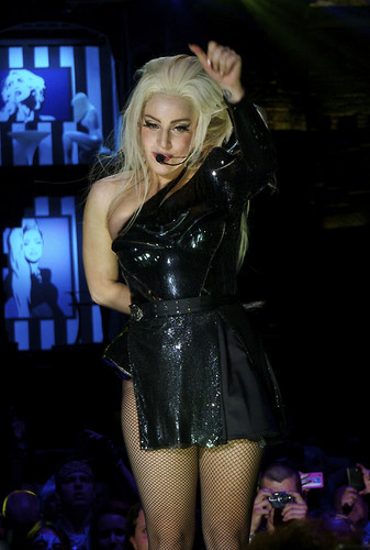 The Born This Way Ball Tour in Amsterdam