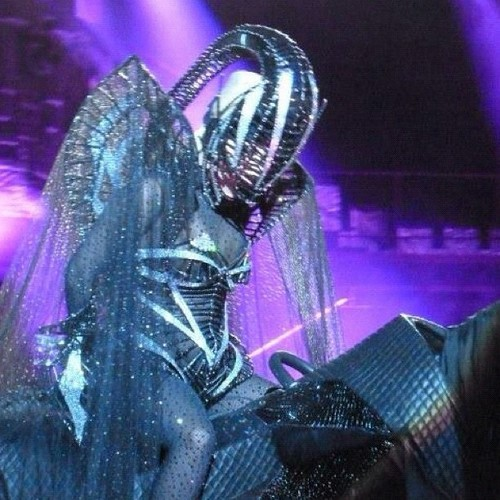 The Born This Way Ball Tour in Dublin