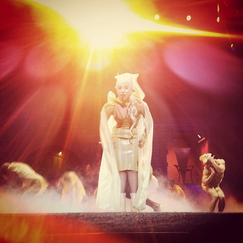 The Born This Way Ball Tour in Hanover