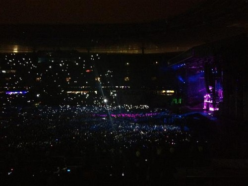 The Born This Way Ball Tour in Paris