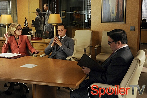The Good Wife - Episode 4.02 - And the Law Won - Promotional фото