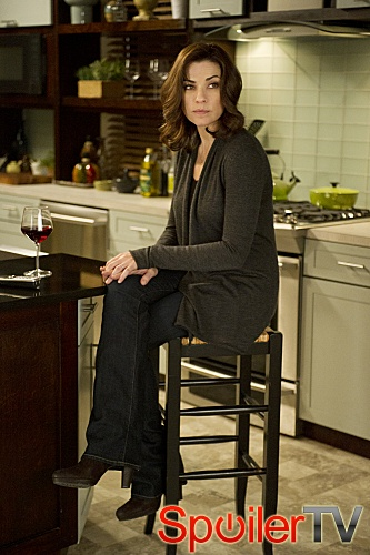 The Good Wife - Episode 4.03 - Two Girls, One Code... - Promotional фото