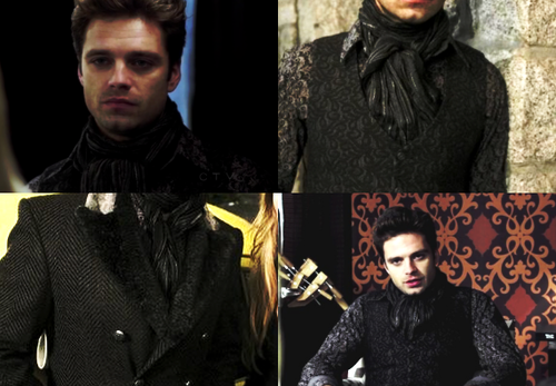 The HOT Male in Storybrooke! OUAT fashion <3