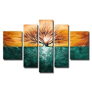 The new life oil painting set of 5 free shipping fine art photo