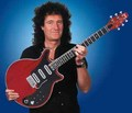 The Original Red Special - guitar photo