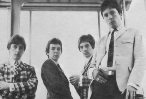 The Small Faces Mod years