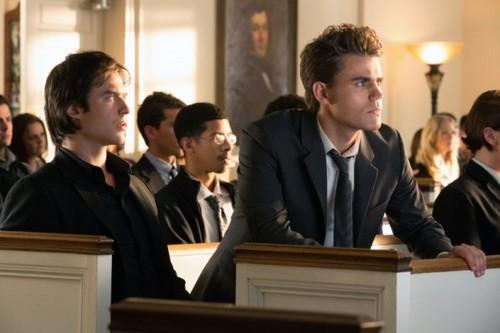 The Vampire Diaries - Episode 4.02 - Memorial - Promotional 照片