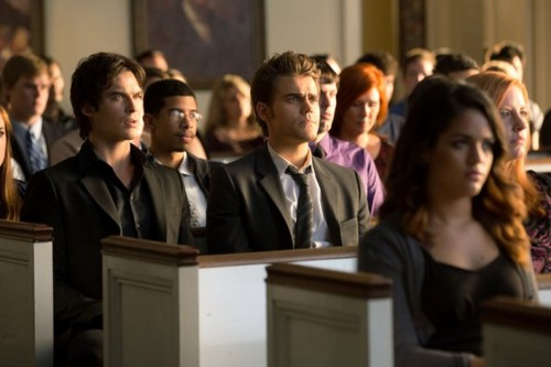 The Vampire Diaries - Episode 4.02 - Memorial - Promotional Photo - the-vampire-diaries-tv-show Photo