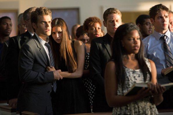 The Vampire Diaries - Episode 4.02 - Memorial - Promotional foto
