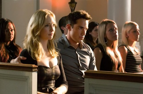 The Vampire Diaries - Episode 4.02 - Memorial - Promotional चित्र