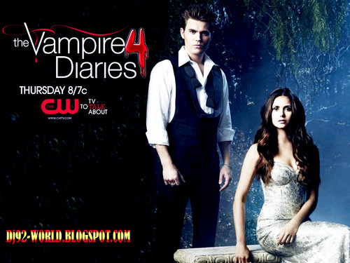 The Vampire Diaries4 EXCLUSIVE Wallpapersby DaVe!!!