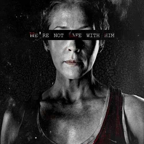 Walking Dead fond d'écran entitled Carol Peletier