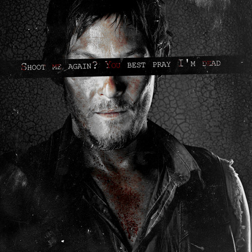 The Walking Dead wallpaper titled Daryl Dixon