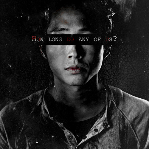 The Walking Dead Hintergrund entitled Glenn