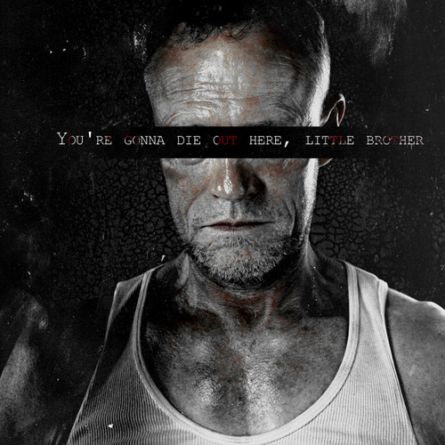 The Walking Dead wallpaper titled Merle Dixon