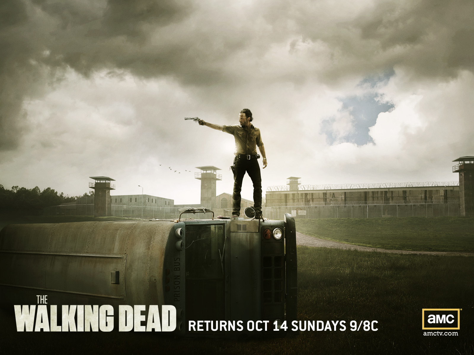 the walking dead images rick grimes hd wallpaper and background