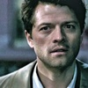 Castiel photo possibly with a business suit, a judge advocate, and a workwear, vêtements de travail titled The monster at the end of this book
