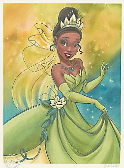 The Princess and the Frog wallpaper containing animê titled Tiana