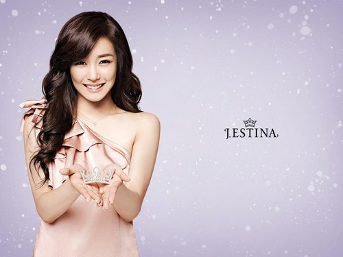 Girls Generation/SNSD wallpaper containing a bikini titled Tiffany