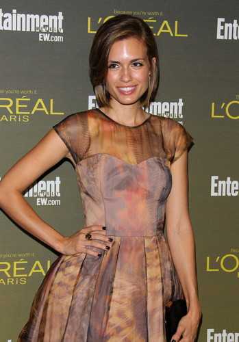 Torrey at Entertainment Weekly's Pre-Emmy Party (2012)