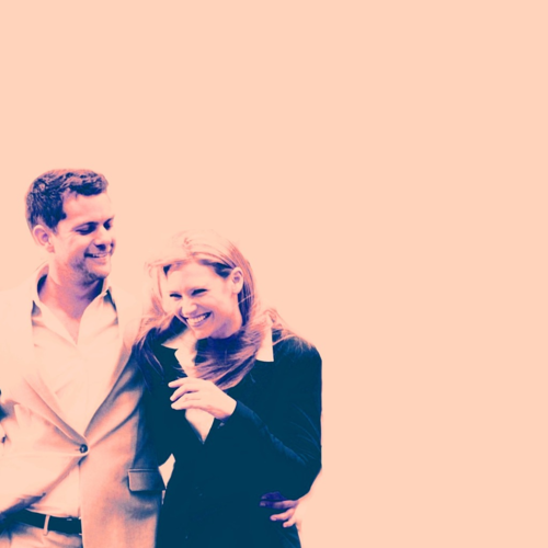 Anna Torv and Joshua Jackson wallpaper probably with a portrait titled Torvson modifica ♥