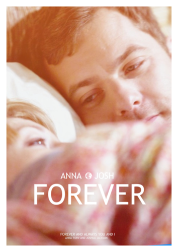 Anna Torv and Joshua Jackson wallpaper probably containing a neonate entitled Torvson modifica ♥