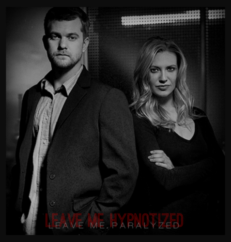 Anna Torv and Joshua Jackson wallpaper with a business suit and a suit titled Torvson (s13)