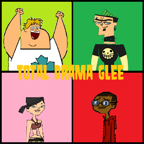 Total Drama Glee soundtrack