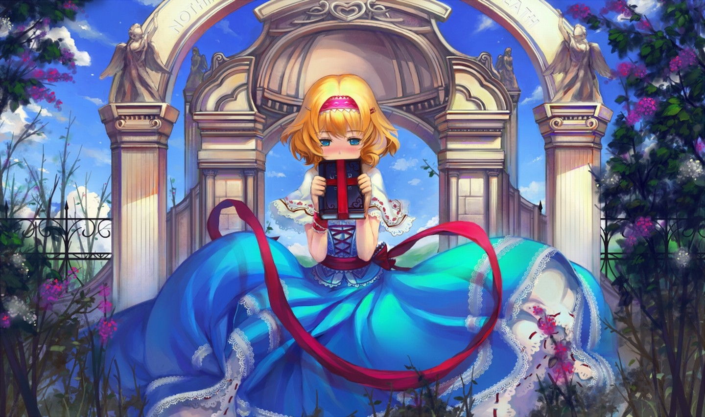 touhou images touhou hd wallpaper and background photos