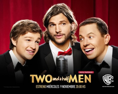 Two and a Half Men hình nền