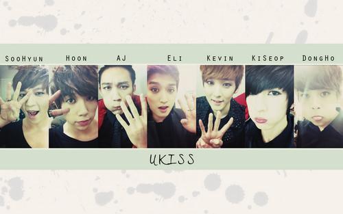 U-KISS wallpaper