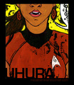 Uhura (Speaking Vulcan)