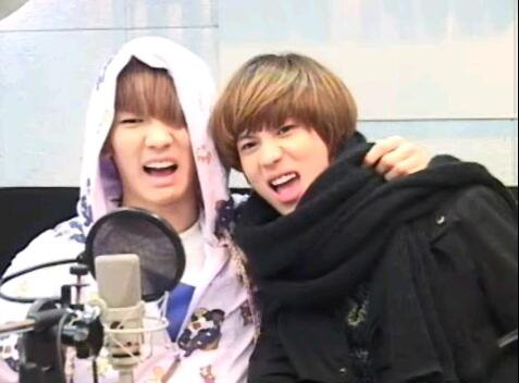 Umma Key and Son Taemin