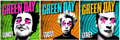 Uno Dos Tre' - green-day fan art