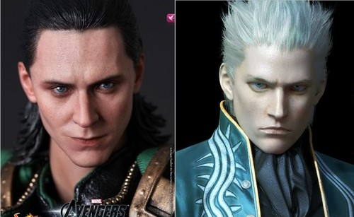 Vergil vs. Loki