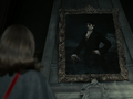 Vicky Sees Barnabas Painting