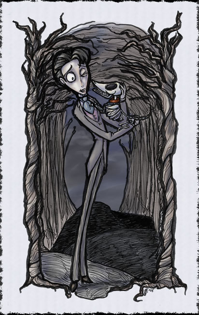 Victor - Corpse Bride Fan Art (32269916) - Fanpop