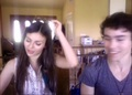 Victoria Justice and Max Schneider - victorious photo