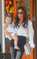 Victoria and Harper Seven Beckham - victoria-beckham photo